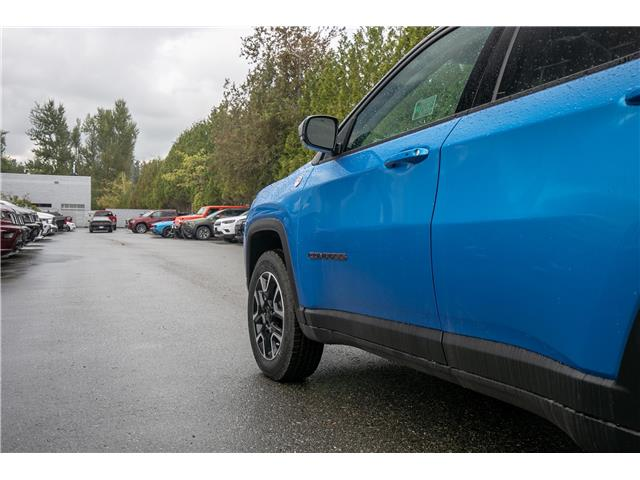2019 Jeep Compass Trailhawk (Stk: K825720) in Abbotsford - Image 15 of 23
