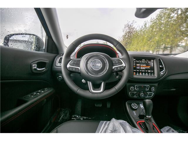 2019 Jeep Compass Trailhawk (Stk: K825720) in Abbotsford - Image 18 of 23