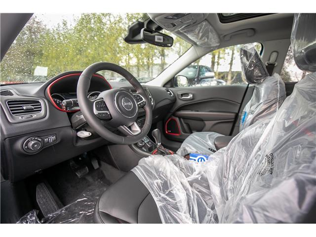 2019 Jeep Compass Trailhawk (Stk: K825720) in Abbotsford - Image 20 of 23