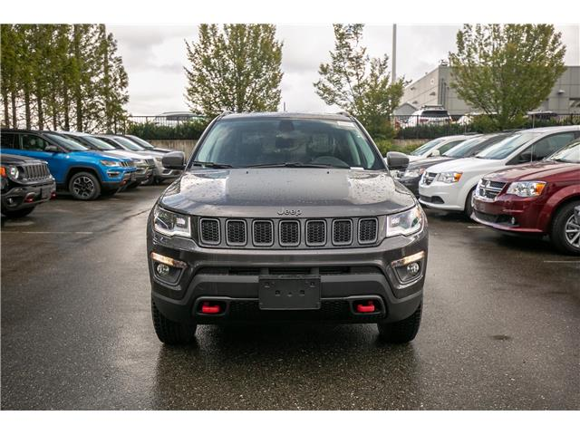 2019 Jeep Compass Trailhawk (Stk: K825723) in Abbotsford - Image 2 of 24