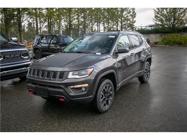 2019 Jeep Compass Trailhawk (Stk: K825723) in Abbotsford - Image 3 of 24