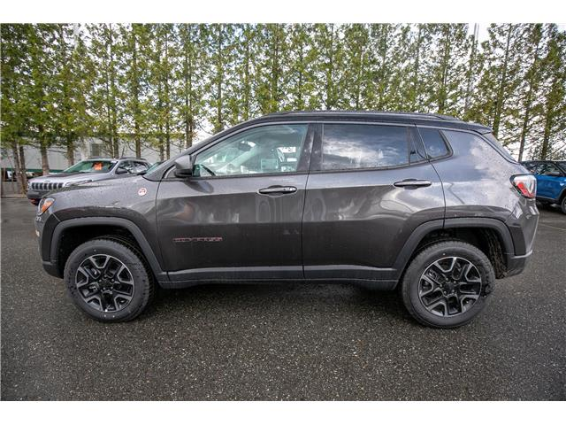 2019 Jeep Compass Trailhawk (Stk: K825723) in Abbotsford - Image 4 of 24