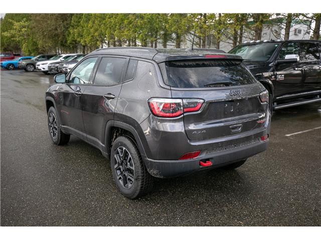 2019 Jeep Compass Trailhawk (Stk: K825723) in Abbotsford - Image 5 of 24