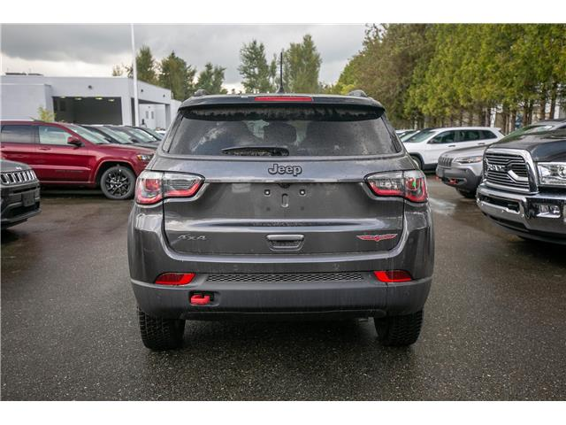 2019 Jeep Compass Trailhawk (Stk: K825723) in Abbotsford - Image 6 of 24
