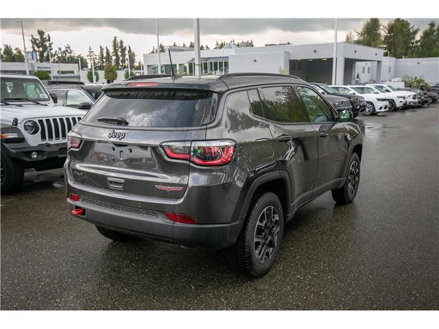 2019 Jeep Compass Trailhawk (Stk: K825723) in Abbotsford - Image 7 of 24