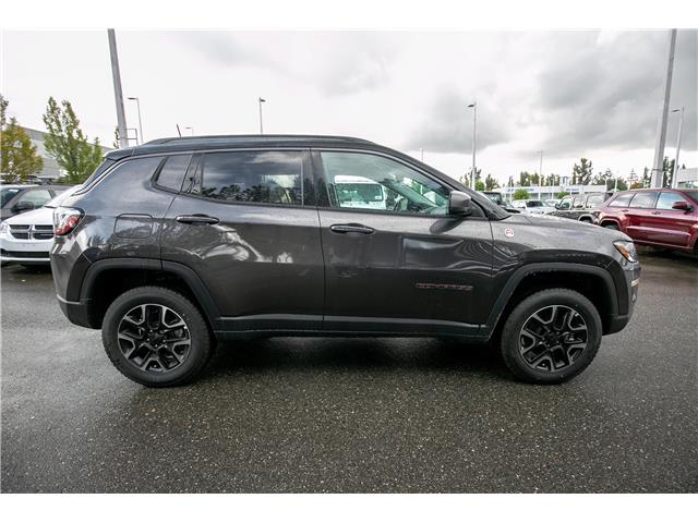 2019 Jeep Compass Trailhawk (Stk: K825723) in Abbotsford - Image 8 of 24