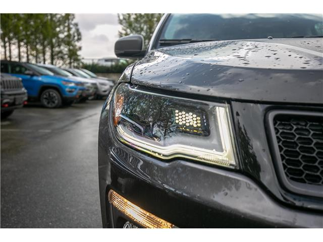 2019 Jeep Compass Trailhawk (Stk: K825723) in Abbotsford - Image 11 of 24