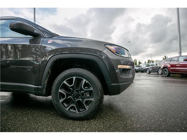 2019 Jeep Compass Trailhawk (Stk: K825723) in Abbotsford - Image 12 of 24
