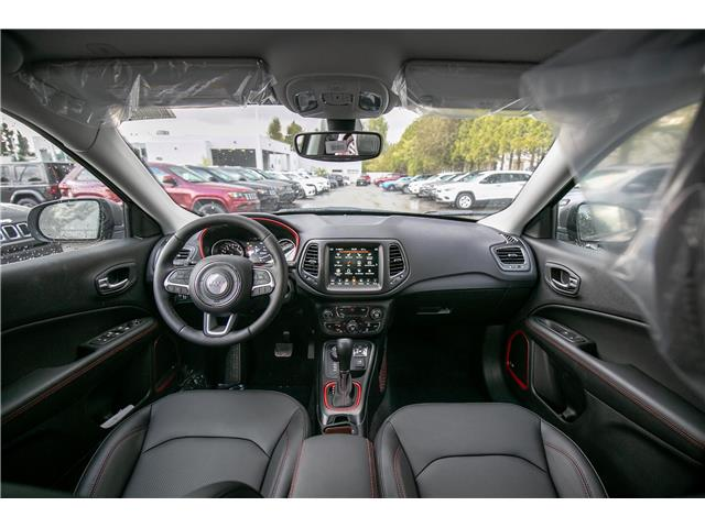 2019 Jeep Compass Trailhawk (Stk: K825723) in Abbotsford - Image 17 of 24