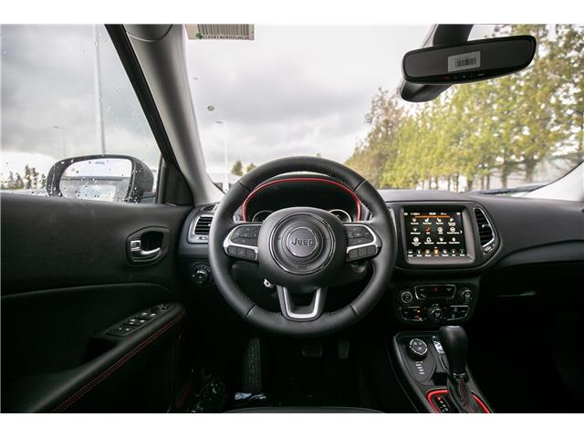 2019 Jeep Compass Trailhawk (Stk: K825723) in Abbotsford - Image 18 of 24