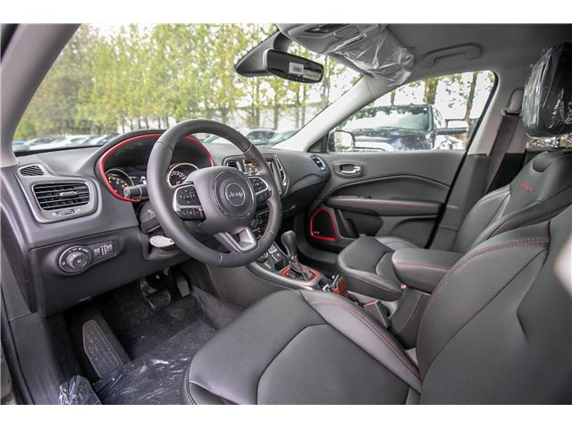 2019 Jeep Compass Trailhawk (Stk: K825723) in Abbotsford - Image 20 of 24