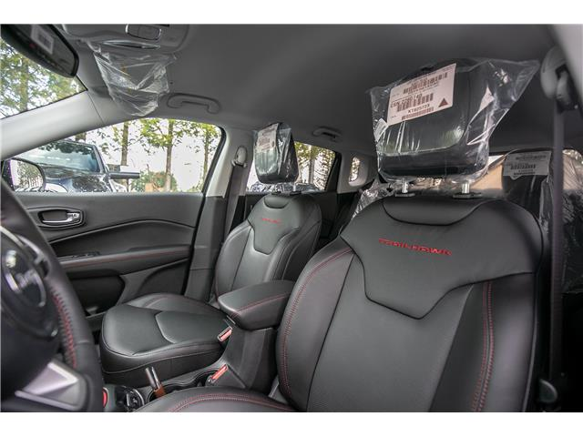2019 Jeep Compass Trailhawk (Stk: K825723) in Abbotsford - Image 21 of 24