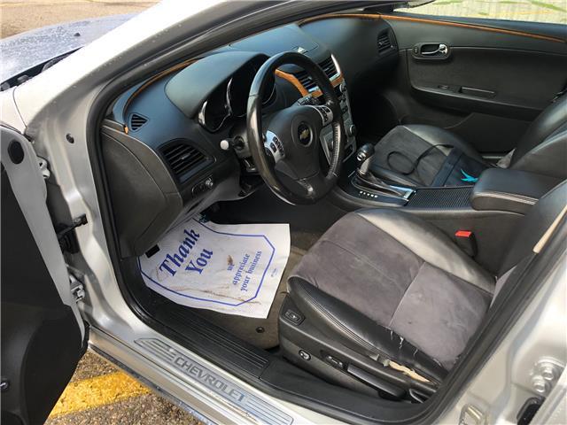 2010 Chevrolet Malibu LT Platinum Edition (Stk: 9964.0) in Winnipeg - Image 11 of 21