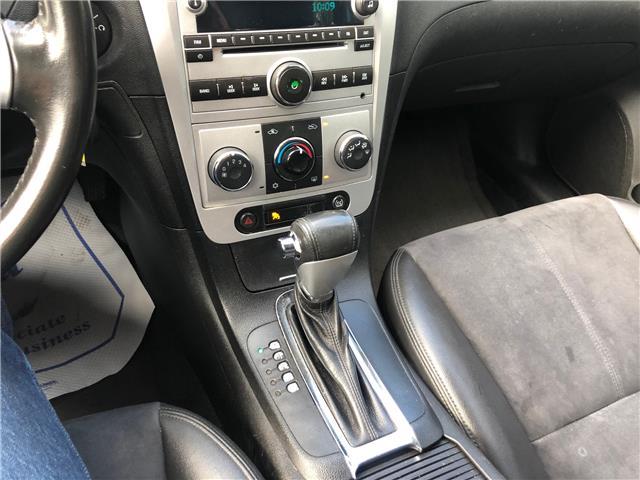 2010 Chevrolet Malibu LT Platinum Edition (Stk: 9964.0) in Winnipeg - Image 17 of 21