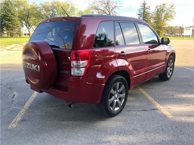2011 Suzuki Grand Vitara JLX (Stk: 9973.0) in Winnipeg - Image 6 of 22