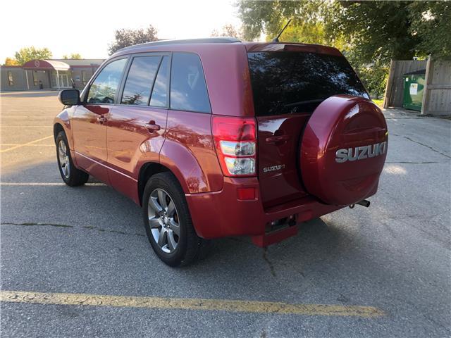 2011 Suzuki Grand Vitara JLX (Stk: 9973.0) in Winnipeg - Image 8 of 22