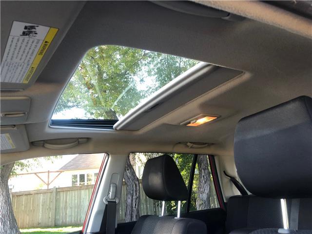 2011 Suzuki Grand Vitara JLX (Stk: 9973.0) in Winnipeg - Image 21 of 22