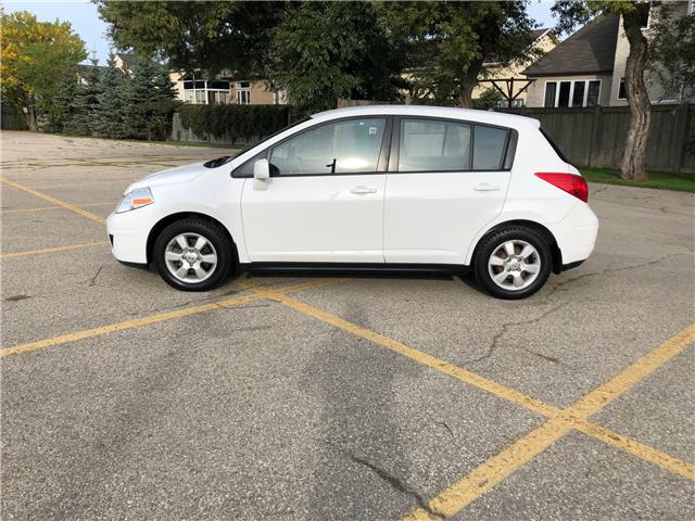 2010 Nissan Versa 1.8SL (Stk: ) in Winnipeg - Image 5 of 17