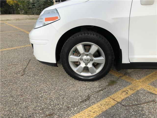 2010 Nissan Versa 1.8SL (Stk: ) in Winnipeg - Image 9 of 17