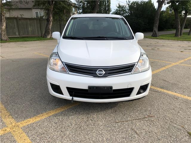 2010 Nissan Versa 1.8SL (Stk: ) in Winnipeg - Image 2 of 17