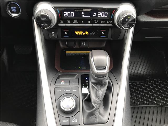 2019 Toyota RAV4 Limited (Stk: 2928) in Cochrane - Image 21 of 30