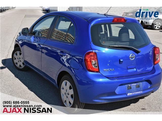 2019 Nissan Micra SV (Stk: U530A) in Ajax - Image 7 of 26