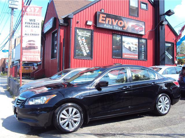 2011 Honda Accord EX-L (Stk: ) in Ottawa - Image 1 of 29