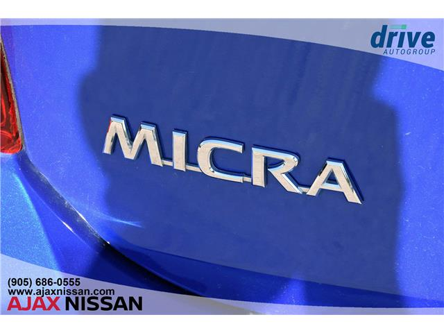 2019 Nissan Micra SV (Stk: U530A) in Ajax - Image 11 of 26
