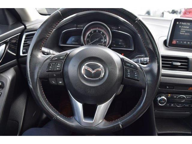 2016 Mazda Mazda3 Sport GT (Stk: A-2393) in Châteauguay - Image 18 of 30