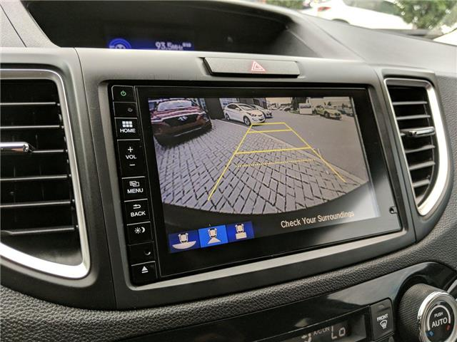 2016 Honda CR-V Touring (Stk: H5096B) in Toronto - Image 22 of 30