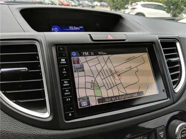 2016 Honda CR-V Touring (Stk: H5096B) in Toronto - Image 23 of 30