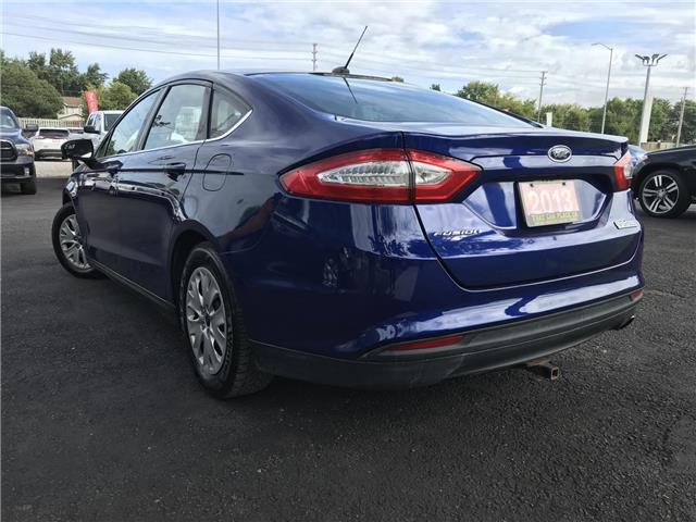 2013 Ford Fusion S (Stk: 5315) in London - Image 6 of 20