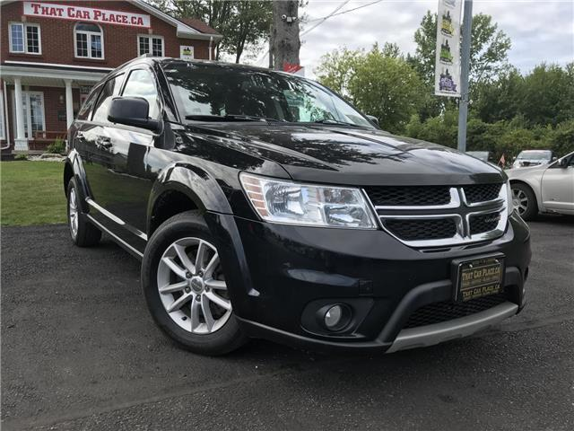 2015 Dodge Journey SXT (Stk: 5367) in London - Image 1 of 29