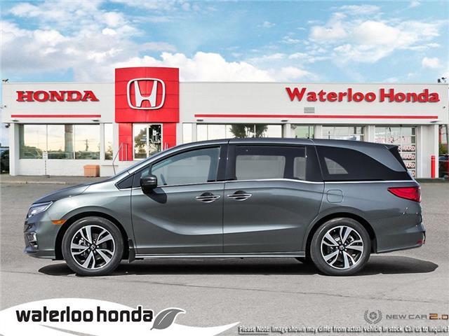 2019 Honda Odyssey Touring (Stk: H6154) in Waterloo - Image 3 of 23