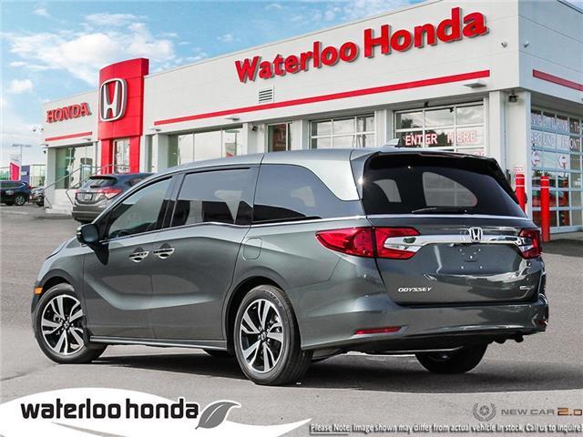 2019 Honda Odyssey Touring (Stk: H6154) in Waterloo - Image 4 of 23