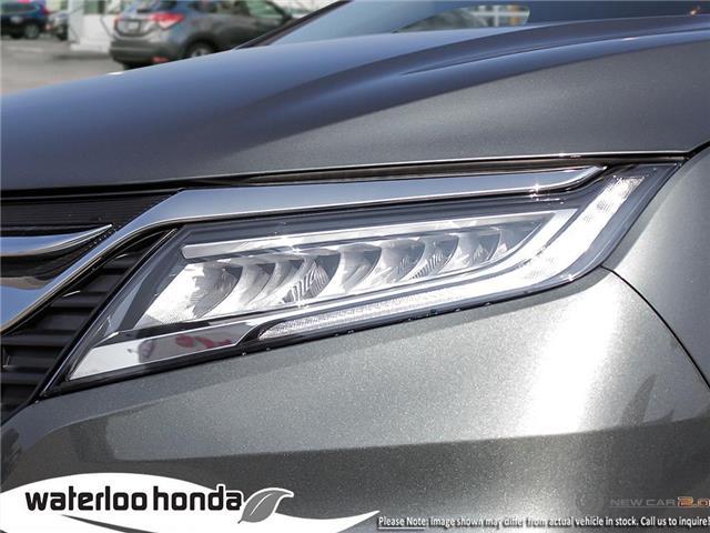 2019 Honda Odyssey Touring (Stk: H6154) in Waterloo - Image 10 of 23