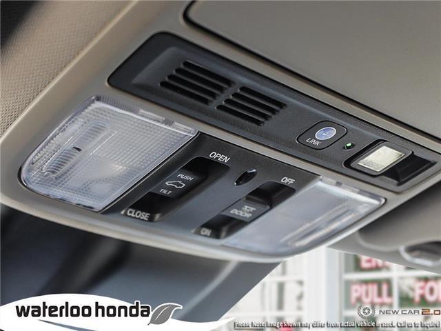 2019 Honda Odyssey Touring (Stk: H6154) in Waterloo - Image 19 of 23