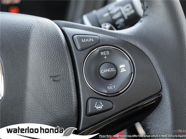 2019 Honda HR-V Touring (Stk: H6144) in Waterloo - Image 15 of 23