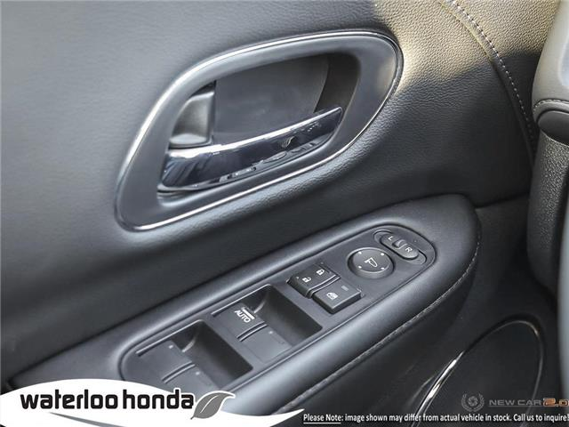 2019 Honda HR-V Touring (Stk: H6144) in Waterloo - Image 16 of 23