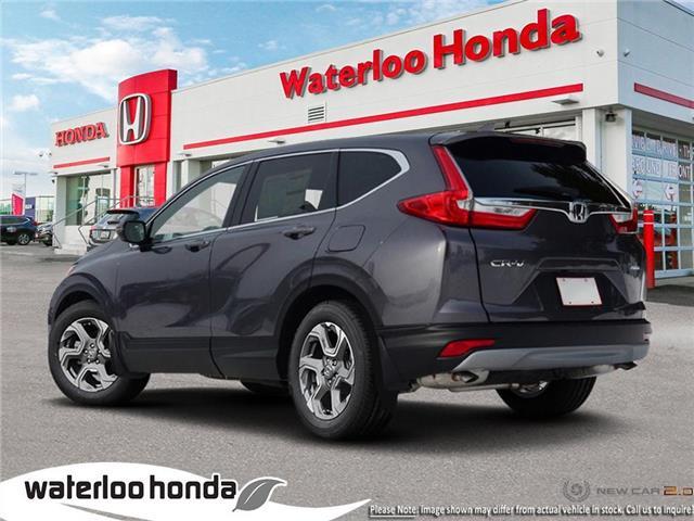 2019 Honda CR-V EX (Stk: H6156) in Waterloo - Image 4 of 17