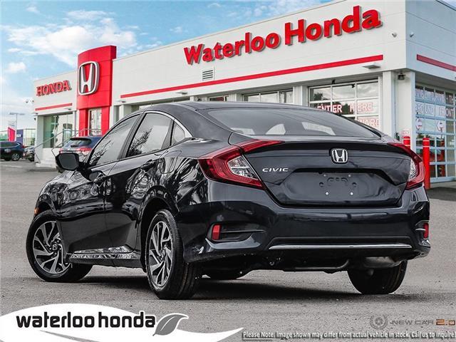 2019 Honda Civic EX (Stk: H6161) in Waterloo - Image 4 of 23