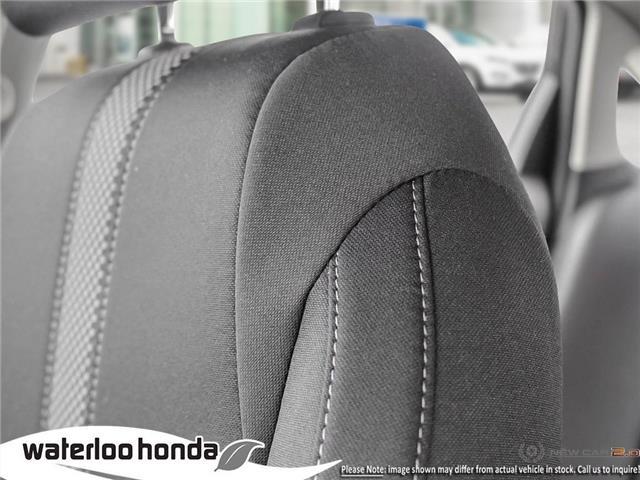 2019 Honda Civic EX (Stk: H6161) in Waterloo - Image 20 of 23