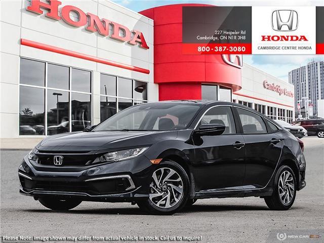 2019 Honda Civic EX (Stk: 20272) in Cambridge - Image 1 of 24