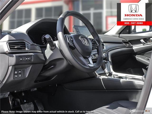 2019 Honda Accord Touring 1.5T (Stk: 20278) in Cambridge - Image 12 of 24