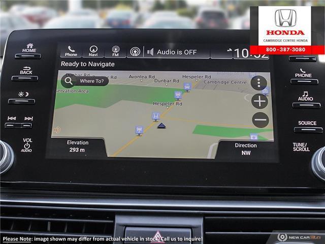2019 Honda Accord Touring 1.5T (Stk: 20278) in Cambridge - Image 19 of 24