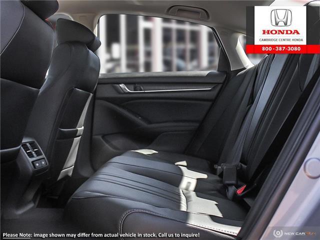 2019 Honda Accord Touring 1.5T (Stk: 20278) in Cambridge - Image 22 of 24