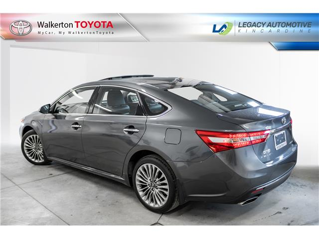 2017 Toyota Avalon Limited (Stk: P8200) in Walkerton - Image 4 of 17