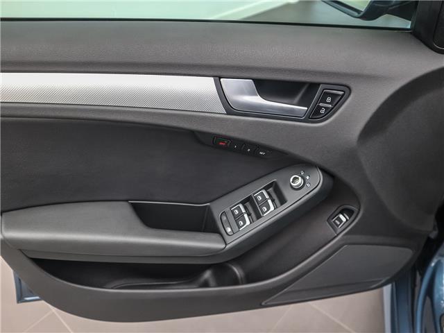 2015 Audi A4 2.0T Progressiv (Stk: 190813A) in Toronto - Image 9 of 30
