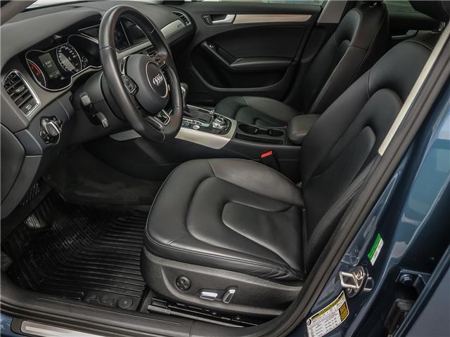 2015 Audi A4 2.0T Progressiv (Stk: 190813A) in Toronto - Image 11 of 30