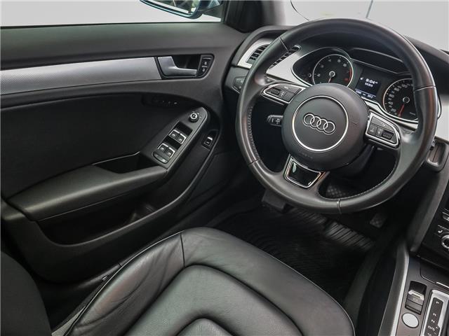 2015 Audi A4 2.0T Progressiv (Stk: 190813A) in Toronto - Image 13 of 30